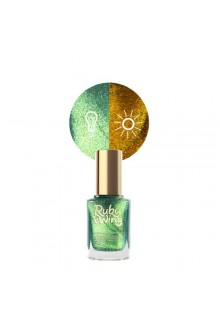 Ruby Wing - Color Changing Nail Lacquer - Professional Mermaid - 0.5oz / 15ml