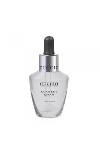Cuccio Nail Treatments - Quick Dry Drops - 0.43oz / 13ml