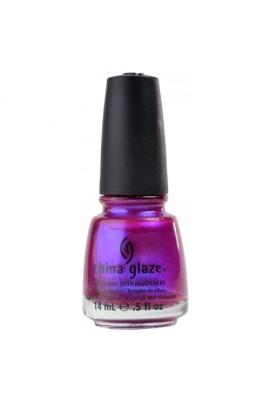 China Glaze Nail Polish - Reggae To Riches - 0.5oz / 14ml