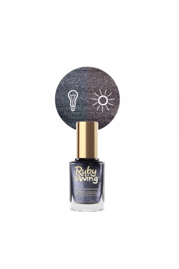 Ruby Wing - Color Changing Nail Lacquer - Relaxed Fit - 0.5oz / 15ml