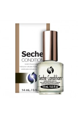 Seche Condition - Keratin Infused Cuticle Oil - 14 mL / 0.5 oz