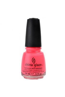 China Glaze Nail Polish - Shell-O - 0.5oz / 14ml