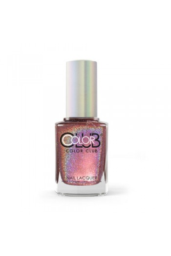Color Club Nail Lacquer - Sidewalk Psychic - 0.5oz / 15ml