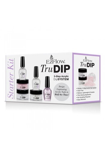 EzFlow TruDIP - Dip Powder - Starter Kit
