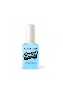 Color Club Coated One Coat Nail Lacquer - Take Me to Your Chateau - 0.5oz / 15ml