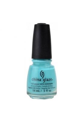 China Glaze Nail Polish - Too Yacht To Handle - 0.5oz / 14ml