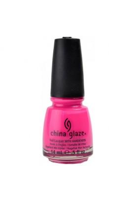 China Glaze Nail Polish - You Drive Me Coconuts - 0.5oz / 14ml