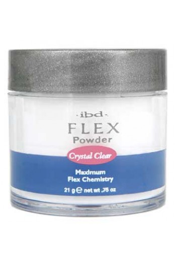 ibd Flex Powder - Crystal Clear - 0.75oz / 21g