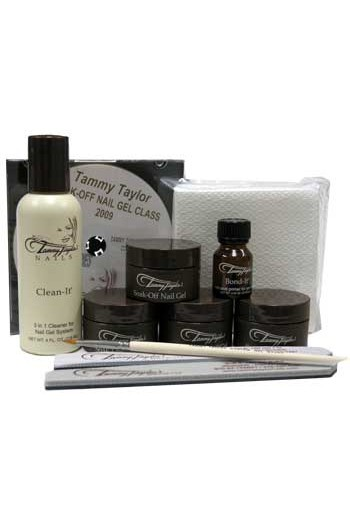 Tammy Taylor Soak-Off Nail Gel Kit