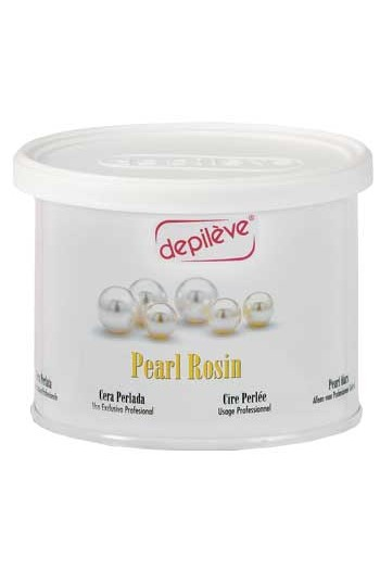 Depileve Pearl Rosin Wax - 14oz / 400g