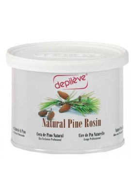 Depileve Natural Pine Rosin Wax - 14oz / 400g