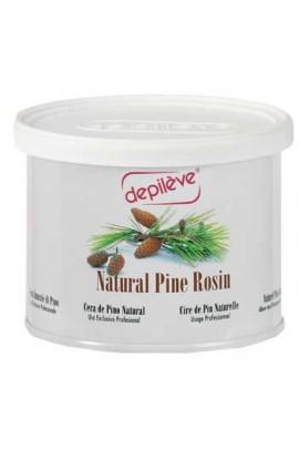 Depileve Natural Pine Rosin Wax - 14oz / 400g