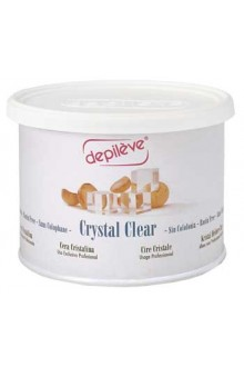 Depileve Crystal Clear Wax - 14oz / 400g