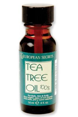 ESN 100% Tea Tree Oil - 0.5oz / 15ml