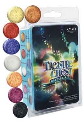 ESN Treasure Chest Glitter Kit