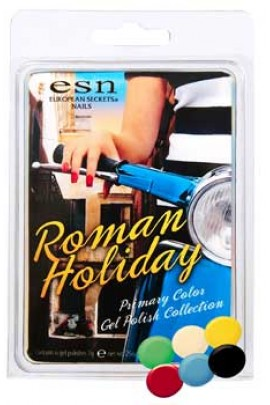 ESN Roman Holiday Color Gel Collection