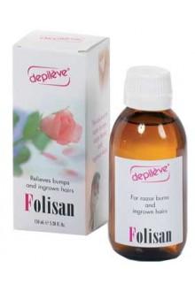 Depileve Folisan - 5.2oz / 150ml