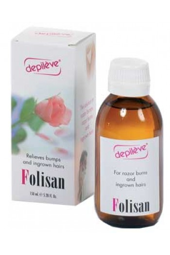 Depileve Folisan - 5.2oz / 150ml