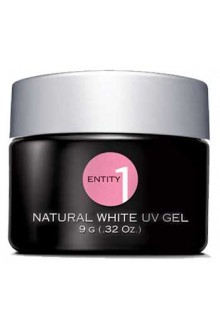 Entity One Natural White Gel - 0.32oz / 9g