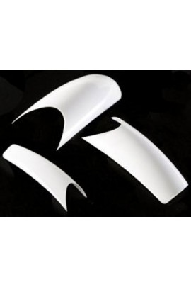 Entity Evolution Nail Tips - White - 500ct