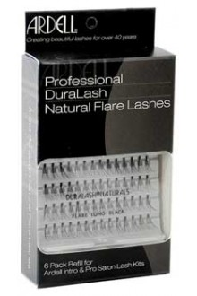 Ardell Natural Lashes Pack - Knot-Free Individuals - Long Black