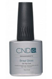 CND Brisa Gloss - Gel Top Coat - 0.5oz / 14g