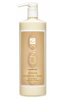 CND Almond Hydrating Lotion - 33oz / 975ml