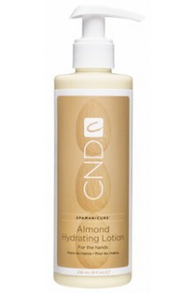 CND Almond Hydrating Lotion - 8oz / 236ml