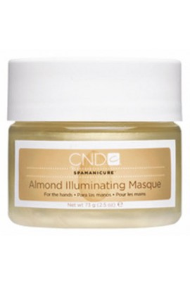 CND Almond Illuminating Masque - 2.5oz / 73g