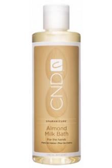 CND Almond Milk Bath - 8oz / 236ml