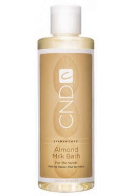 CND Almond Milk Bath - 8oz / 236ml