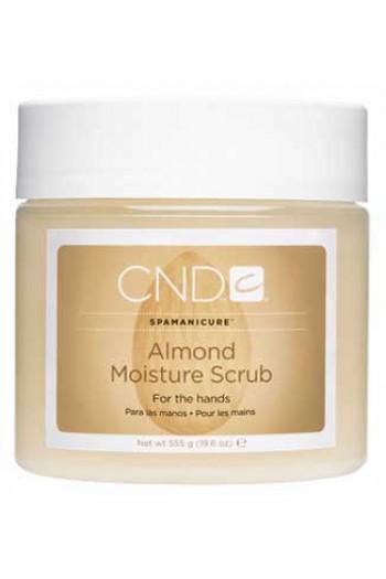 CND Almond Moisture Scrub - 17.5oz / 495g