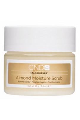 CND Almond Moisture Scrub - 3.4oz / 95g