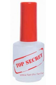LeChat Top Secret Topcoat - 0.5oz / 15ml