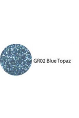 LeChat Glitter Brilliant Radiance: Blue Topaz - 3.75g
