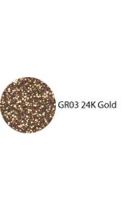 LeChat Glitter Brilliant Radiance: 24K Gold - 3.75g