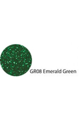 LeChat Glitter Brilliant Radiance: Emerald Green - 3.75g