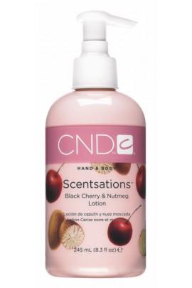 CND Scentsations - Black Cherry & Nutmeg Lotion - 8.3oz / 245ml