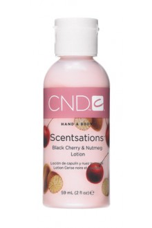 CND Scentsations - CranBerry Lotion - 2oz / 59ml