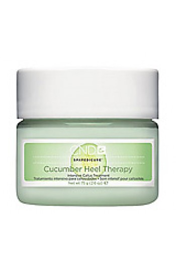 CND Spa - Cucumber Heel Therapy - 2.6oz / 75g
