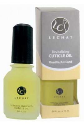 LeChat Cuticle Oil: Vanilla Almond - 0.5oz / 15ml