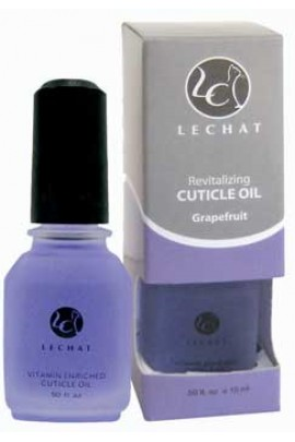 LeChat Cuticle Oil: Grapefruit - 0.5oz / 15ml