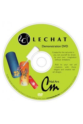 LeChat CM Nail Art Demonstration DVD