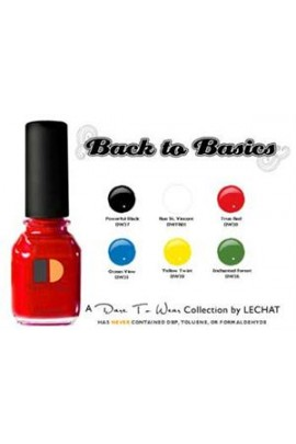 LeChat Back to Basics Collection - 7 pcs