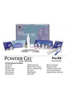LeChat Powder Gel Pro Kit: 110V UV Light