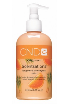 CND Scentsations - Tangerine & Lemongrass Lotion - 8.3oz / 245ml