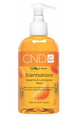 CND Scentsations - Tangerine & Lemongrass Wash - 8.3oz / 245ml