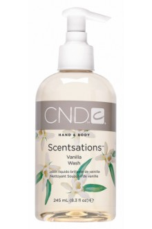 CND Scentsations - Vanilla Wash - 8.3oz / 245ml