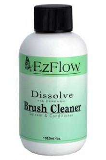 EzFlow Brush Cleaner - 4oz / 118ml