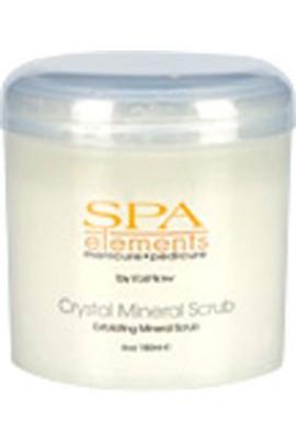 EzFlow Crystal Mineral Scrub - 6oz / 170g